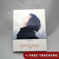 Love Letter .Blu-ray w/ Slipcover (Japanese) Shunji Iwai, NOVA
