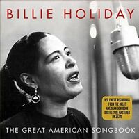 BILLIE HOLIDAY - THE GREAT AMERICAN SONGBOOK 2 CD NEW
