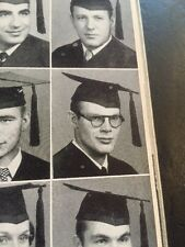 Batman Actor Adam West College Yearbook school university celebrity Family Guy