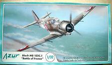 "Azur 1/32 Bloch MB 152C.1 ""Battle of France"""