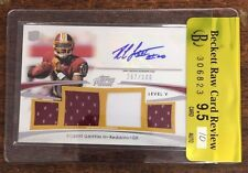 2012 Robert Griffin Topps Prime Auto Relics Level 5 RC- BGS RCR 9.5 w/10 Auto