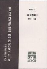 Dänemark 1925 - 1972