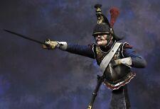 CGS French Charging Cuirassier 1815 1/9th Bust Unpainted kit CARL REID
