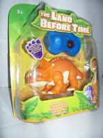 """The Land Before Time CHARGIN' CERA - TRICKY 8"""" Figure MIB"""
