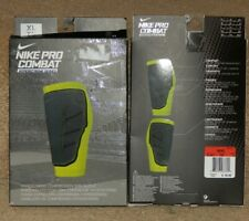Nwt $30 Nike Pro Combat Hyperstrong Compression Padded Basketball Shin Xl