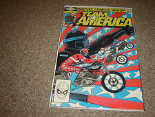 Team America #1 (Jun 1982, Marvel)
