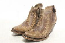 ie-331 Ariat Women's Dixon Western Ankle Boot Sz 9.5B