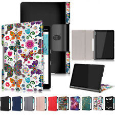 For Lenovo Yoga Smart Tab (Tab 5) YT-X705F Leather Folding Stand Flip Cover Case