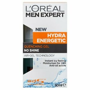 L'Oreal Men Expert Hydra Energetic Quenching Gel Moisturiser 50ml