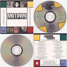 Michael Jackson MOTOWN ANTHOLOGY SERIES CD Single Compilation PROMO 1995