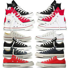 Converse Women Men All Star Hi/Low Top Chuck Sneakers Taylor Trainers Shoes UK
