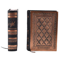 Retro Vintage Journal Diary Notebook Leather Blank Sketchbook Paper Hard Cover G