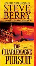 The Charlemagne Pursuit: A Novel (Cotton Malone) Berry, Steve Mass Market Paper