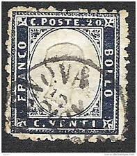 REGNO n. 2 - indaco. CV 50,00.