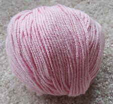 """Lana Grossa  """"Elastico"""" - Farbe: 048 = rosa (10 x 50 g, z. T. nachgewickelt)"""