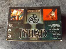 Empty JYHAD Limited Edition (?) Booster Box 1st print (?) Alpha - Excellent
