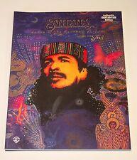 Santana Dance of the Rainbow Serpent Volume 2 Soul Authentic Guitar Tab Edition