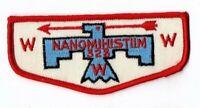 Boy Scout OA 328 Nanomihistiim Flap F2