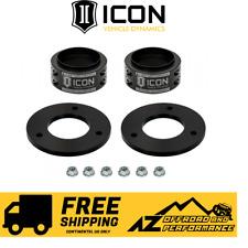 "ICON .5-2.25"" Lift Attitude Adjustment Collar Set For 17-20 Ford F150 Raptor"