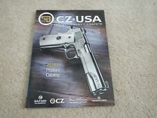 Cz-Usa - 2018 Catalog - Handguns Rifles Shotguns - Guns & Ammo Special Edition