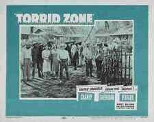 Film A3 Poster Print Torrid Zone 12