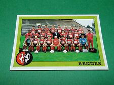 N°333 EQUIPE TEAM RENNES STADE RENNAIS D2 PANINI FOOT 94 FOOTBALL 1993-1994