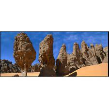 "National Geographic, 3-D Desert Backdrop-Reptile Terrarium Accent, 14"" x 35"""