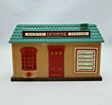 Dickensville Collectables Train Set No. 171L STATION Works 1992 New Bright