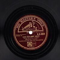 """GLENN MILLER WARTIME  78  """" ALICE BLUE GOWN / WONDERFUL ONE """" UK HMV BD 5654 E"""