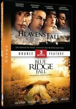Heavens Fall & Blue Ridge Fall (DVD) sealed new 2 movies
