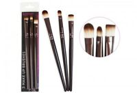 Makeup Brush Flat Angled Liquid Foundation Powder Cream Contour Bronzer Kit