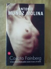 ANTONIO MUNOZ MOLINA - CARLOTA FAINBERG