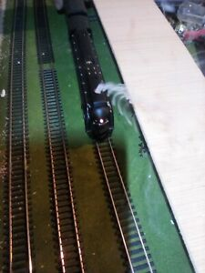 Bachmann Norfolk & Western Class J #608 with live steam