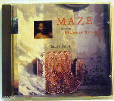 MAZE Featuring Frankie Beverly – Silky Soul - CD New Unplayed