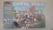 1/32 scale Imex Models American Civil War Confederate Artillery set