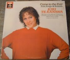 Collection of Kiri Te Kanawa on Angel & Col, Lot of 2