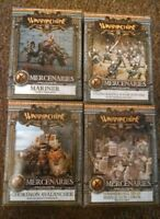 warmachine mercenaries bundle