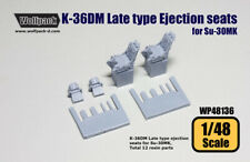 Wolfpack WP48136, K-36DM Late type Ejection seats for Su-30MK , SCALE 1/48