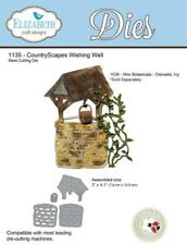 ELIZABETH CRAFT DESIGNS - COUNTRYSCAPES - WISHING WELL    #1135