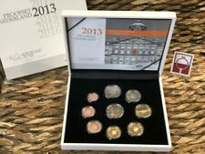 NEDERLAND 2013 - PROOF SET EURO MUNTEN  - PROOFSET - PP - 9 coins!!