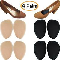 Chiroplax High Heel Pads Insert Insole Forefoot Ball of Foot Cushion Non-Slip