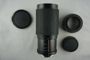 lichtstarkes Zoom Objektiv für Sony NEX Alpha 6000 6100 6300 E mount 70 - 210 mm