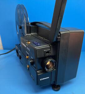 Chinon 2500GL Dual Super 8 Regular 8mm Cine Projector