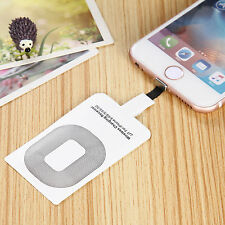QI Wireless fast Charger Charging Pad Mat Receiver For iPhone 6S 5S 6 7 PLUS