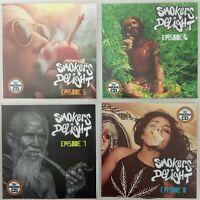 Smokers Delight 4CD Jumbo Pack 2 (Ep. 5-8) - Herbal Session Reggae