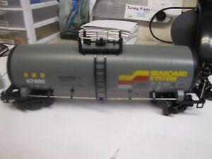 MTH 20-96009 Seaboard Tank Car in original box