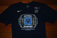 NEW Nike Villanova Basketball 2018 Championship Official Locker Room Shirt (XL)