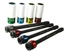 Astro Pneumatic 78818 Torque Limiting Extension & Protective Impact Socket Set