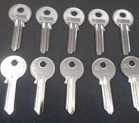 Universal Key Blanks 5 pin and 6 Pin Silca Blanks Strongest On The Market
