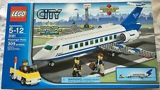 LEGO City Airport Passenger Plane #3181, retired,*NEW* sealed box, FREE SHIP